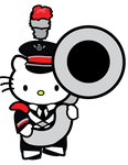 Tbdbitl kitty by milleniumocarina