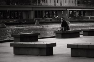 A break in the afternoon by rylphotography