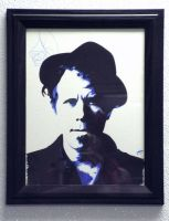 tom waits blues by mange