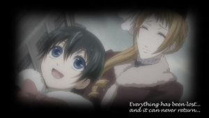 Ciel and His Mother by LoveCielPhantomhive