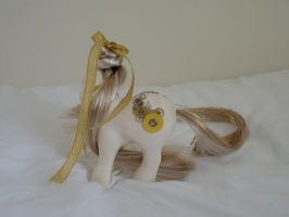 Custom my little pony Lady time 3 by thebluemaiden