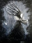 Dark Gaia, Light Birds by poppetplanetgirl