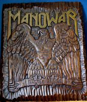 Manowar - Wood by Opalafghdfghfg