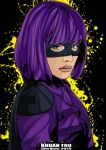 hit girl fan vector 3 by KHUANTRU