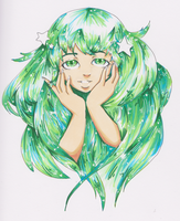 They call her Gaia by SourKiss