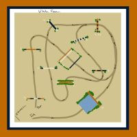 Show Jumping Arena Layout by S1oane