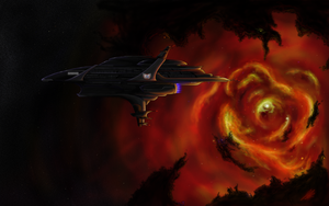 The Enterprise by Naeomi