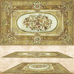 Gold Carpets by Just-A-Little-Knotty