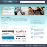 Advertising agency by GushaT