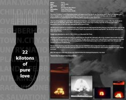 22 KiloTons of Pure Love by valis