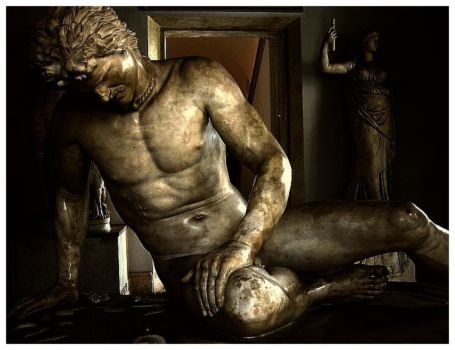 Dying Gaul by historical-shots