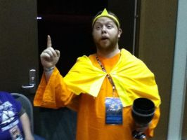 Ohayocon 2011: King Harkinian by BigAl2k6
