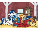Colt Pile by CatScratchPaper