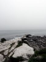 Pemaquid Point by Ranora