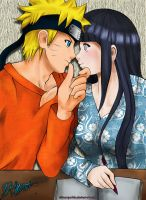 Naruhina: let me teach you. by xilverxparkle