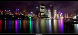 City Lights II by CrAzYmOnKeY