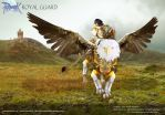 Royal Guard on Gryphon by yOndits