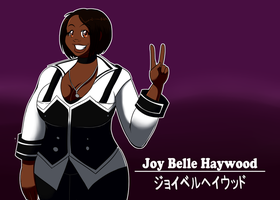 "Joy ""Belle"" Haywood by BlackSen"