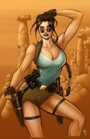 Lara Croft by Justice41 by rkw0021