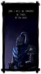 Knight Artorias by Socklessfuck