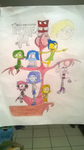 Inside Out... at Least Produced by Tim Burton by TheDisney1901atDA