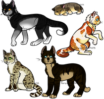 Mystery Adopts (CLOSED) by MlSTY