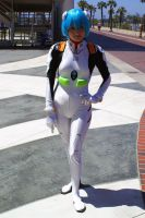 Rei Ayanami: 2 by popecerebus