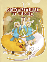 Adventure Time! by Owyn-Sama