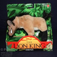 Lion King - Shenzi by Mattel by dapumakat