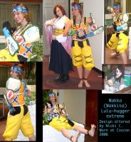 Wakka Cosplay 2006 by Demyrie