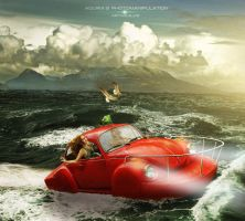 Boatfusca by artaquilus