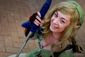 Little Lion Cosplay - Lady Link 9 by Mr-PKSnapSnap4078