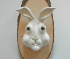 bunny trophy by ConniBerlin