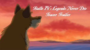 OFFICAL BALTO IV TEASER by DrewTheWolf