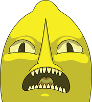Lookin good, Lemongrab by sircinnamon