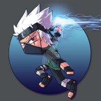 EthosLab  ( kakashi ) by RushLightInvader