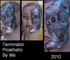 Terminator Mask by Destinyknights