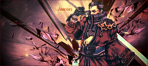 Auron by Vianhart