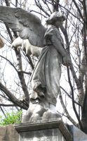cemetery Angel 08 by GoddessRhiannon13