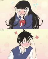 KNT::*blush* by vanipy05
