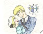 ~APH~ First  SuFin  Pic by Anime-YouTube-Jpop