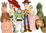 A Toy Story part 1 by Giocondablu