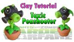 Toxic Peashooter PvZ (Check Video Tutorial :D!) by CraftDragons