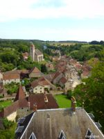 View from donjon by ancoben
