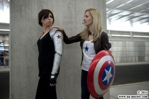 Bucky? Who the hell is Bucky? by Minako1x2