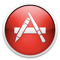 Red App Store Icon by TheArcSage