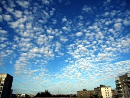 Clouds - bright by 354979