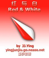 Red and White by JJ-Ying