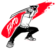 HS: Bro Strider by Mikkynga