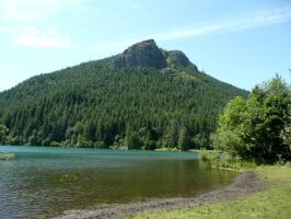 Rattlesnake Lake by Track-Maidens